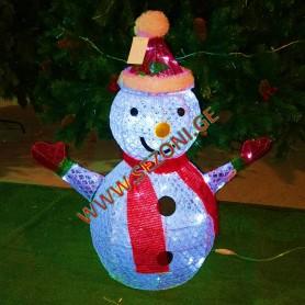 მანათობელი თოვლის ბაბუა (18SETTB61L)